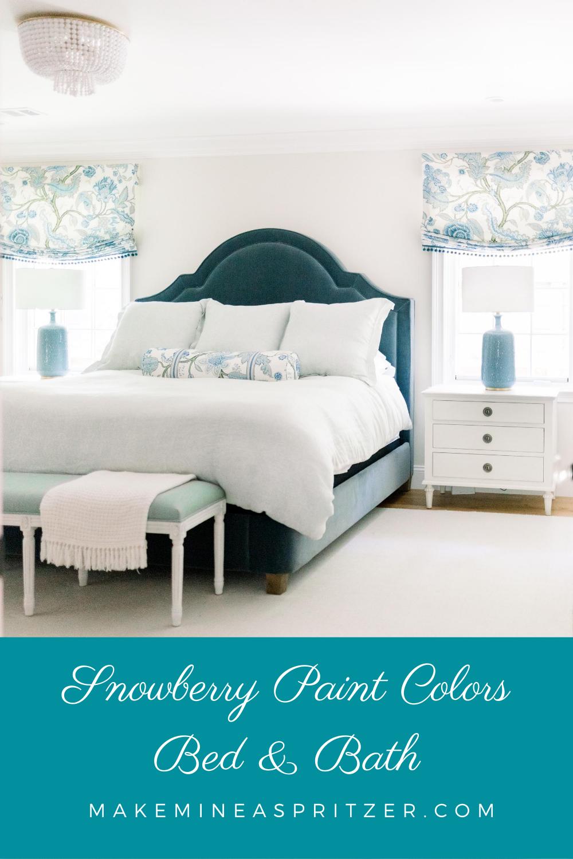 Snowberry's Paint Colors Pin