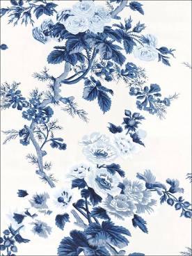 Pyne Hollyhock Wallpaper