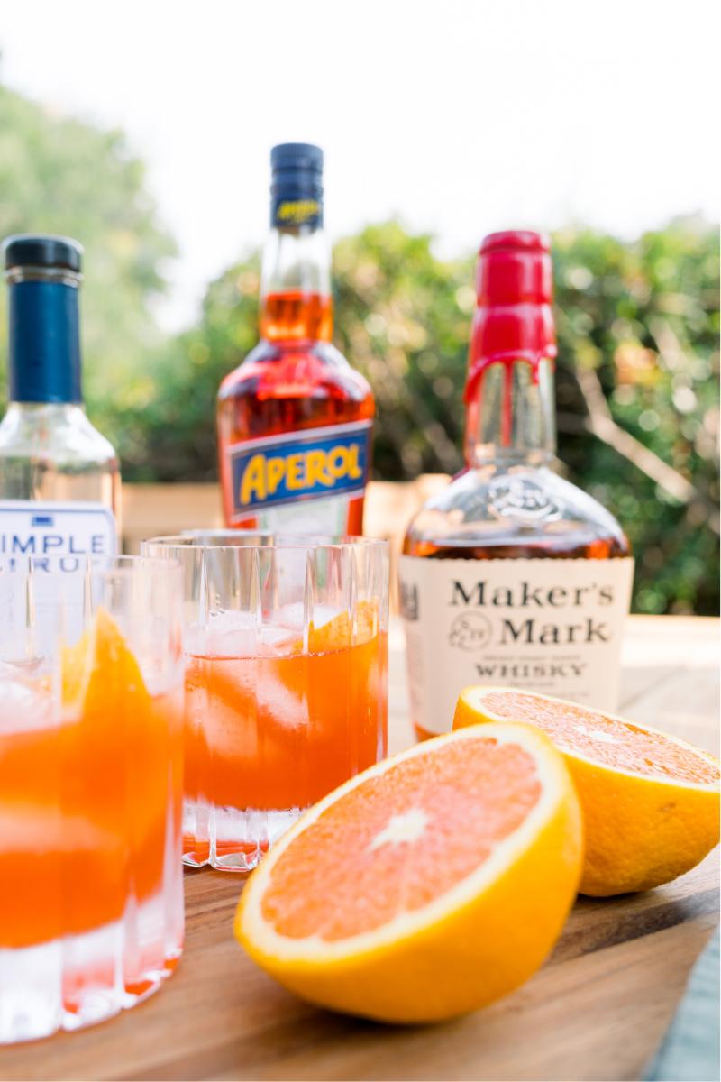 Bourbon Spritz Recipe