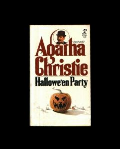 Agatha Christie Halloween Party Book