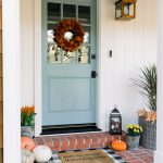 Snowberry's Fall Porch Decor