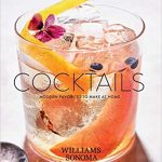 Cocktail Recipe Book William Sonoma