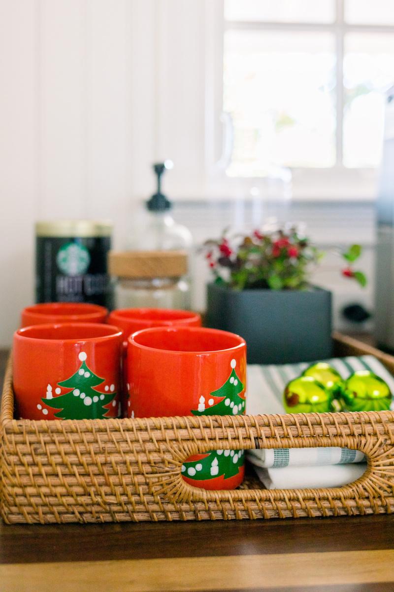 Christmas Coffee Bar