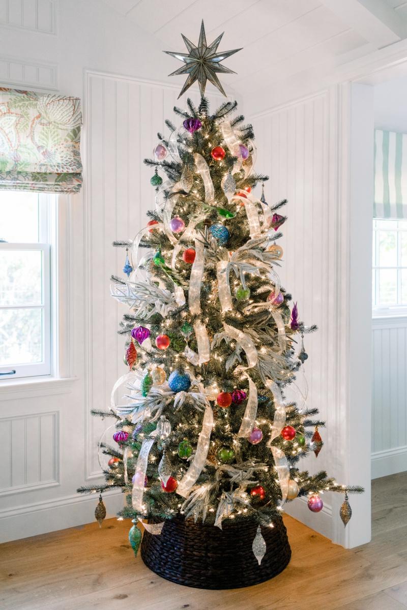 Christmas Tree and Basket Tree Collar