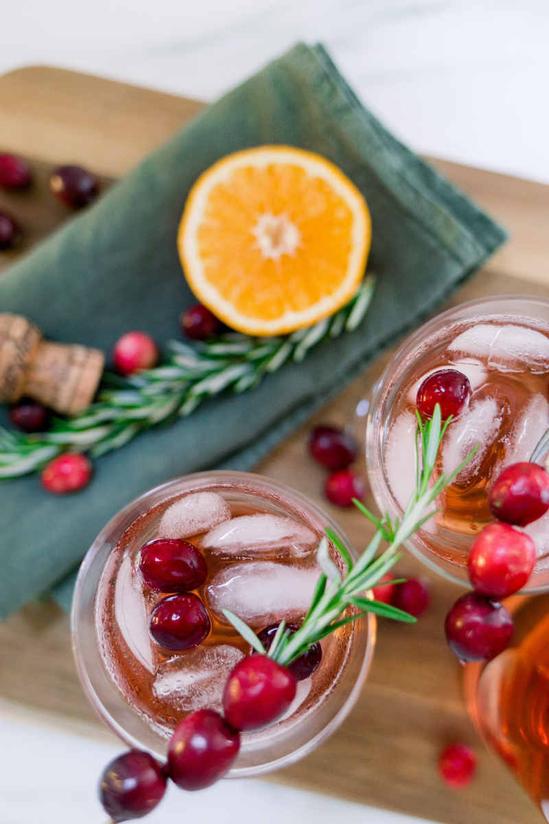 Cranberry Tequila Cocktail