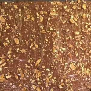 Mystery Chocolate Toffee