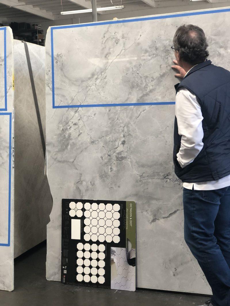 Quartzite Slab and Tile Board