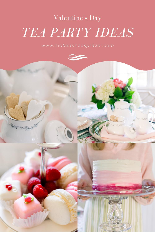 Valentine's Day Pin Collage