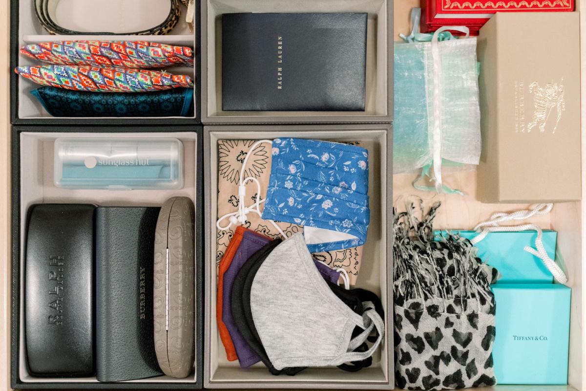 Accessorie drawer Organizer