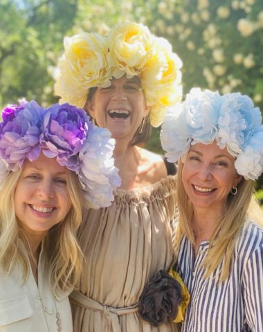 May Day Flower Crowns
