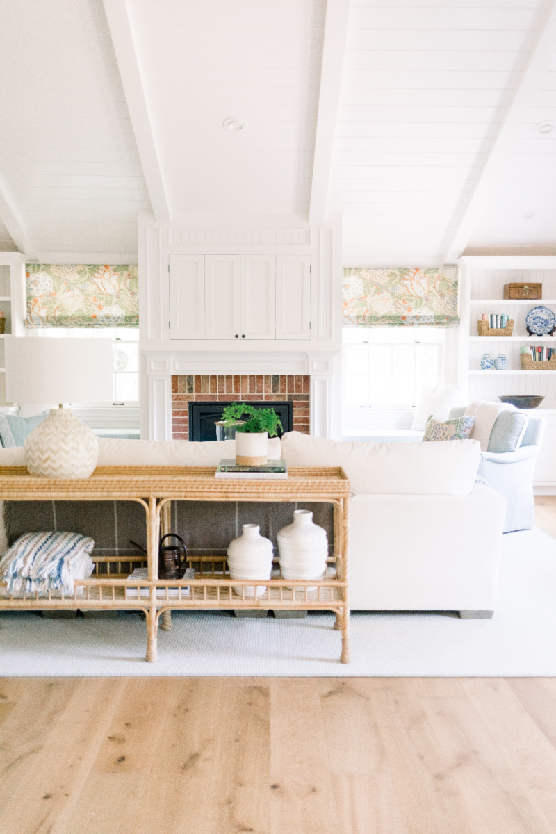 White Family Room