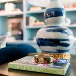 How I Turned Our Living Room into a Library … Room Reveal
